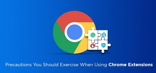 Precautions You Should Exercise When Using Chrome Extensions