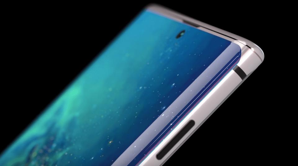Samsung Galaxy Note 10 Unique Hole Punch Design