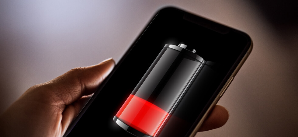 Save Battery Life On iPhone