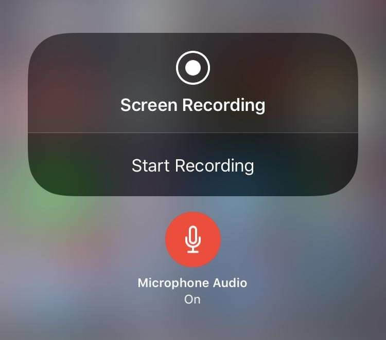 Screen Recording With Voice