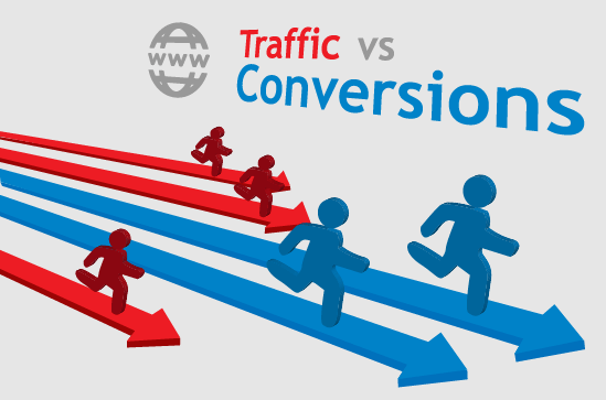 Targeting for Traffic Instead of Conversion