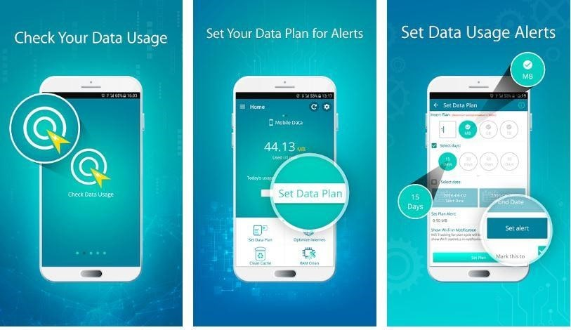 Third Party Apps to Track Data Usage