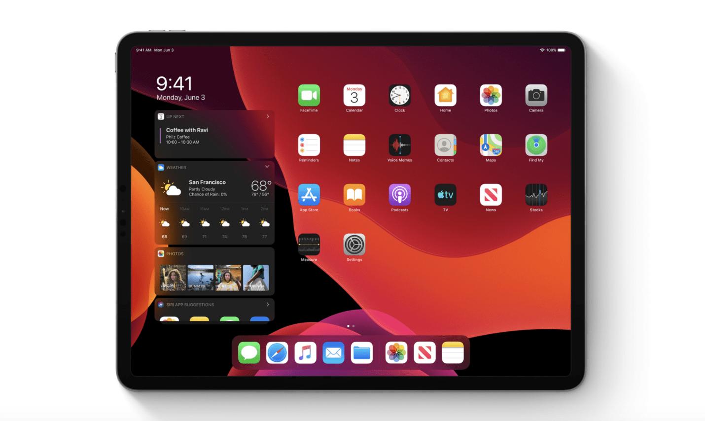 iPadOS 13 Features