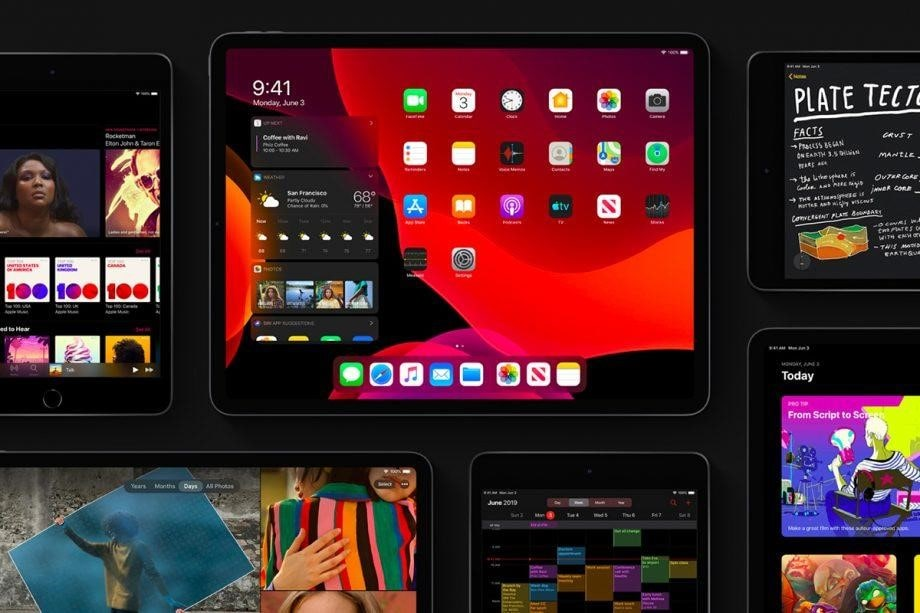 iPadOS 13 Multitasking features