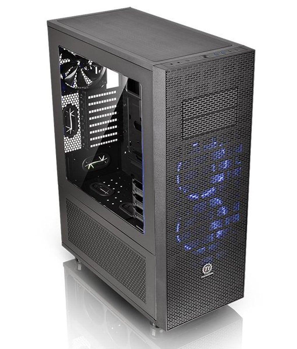Adamant Custom 18X-Core Liquid Cooled Workstation Desktop PC