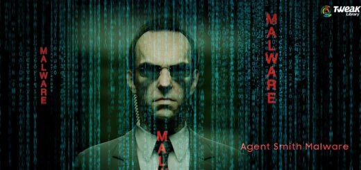 Agent Smith Malware virus