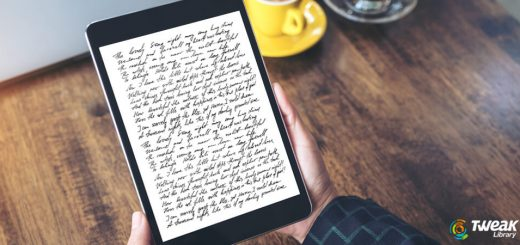 Apps for Digitizing Handwritten Notes