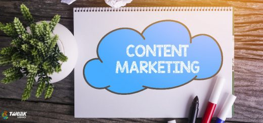 Beginners Guide To Content Marketing Infographic