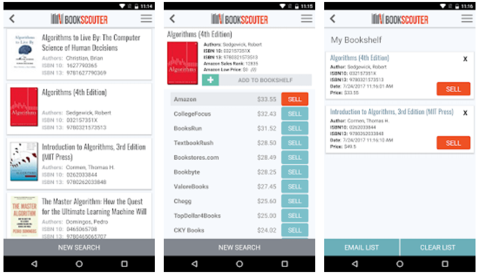 BookScouter - Money Earning App