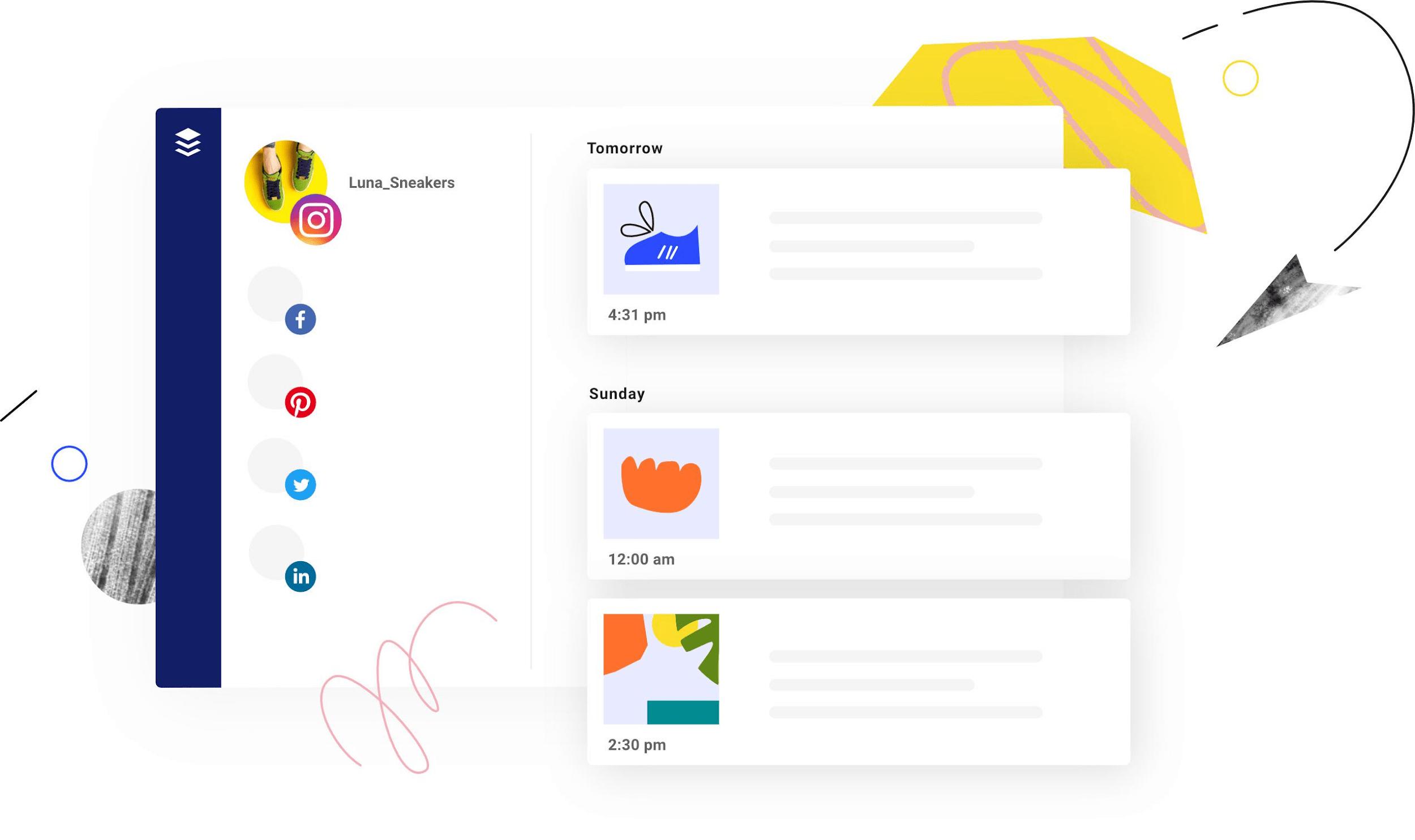 Buffer - Best Content Marketing tools