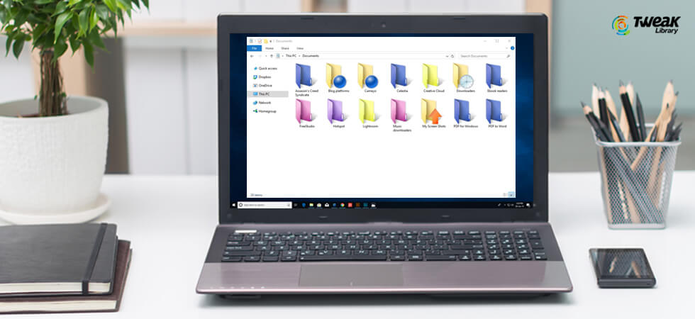 How to Color Code Folders In Windows 10
