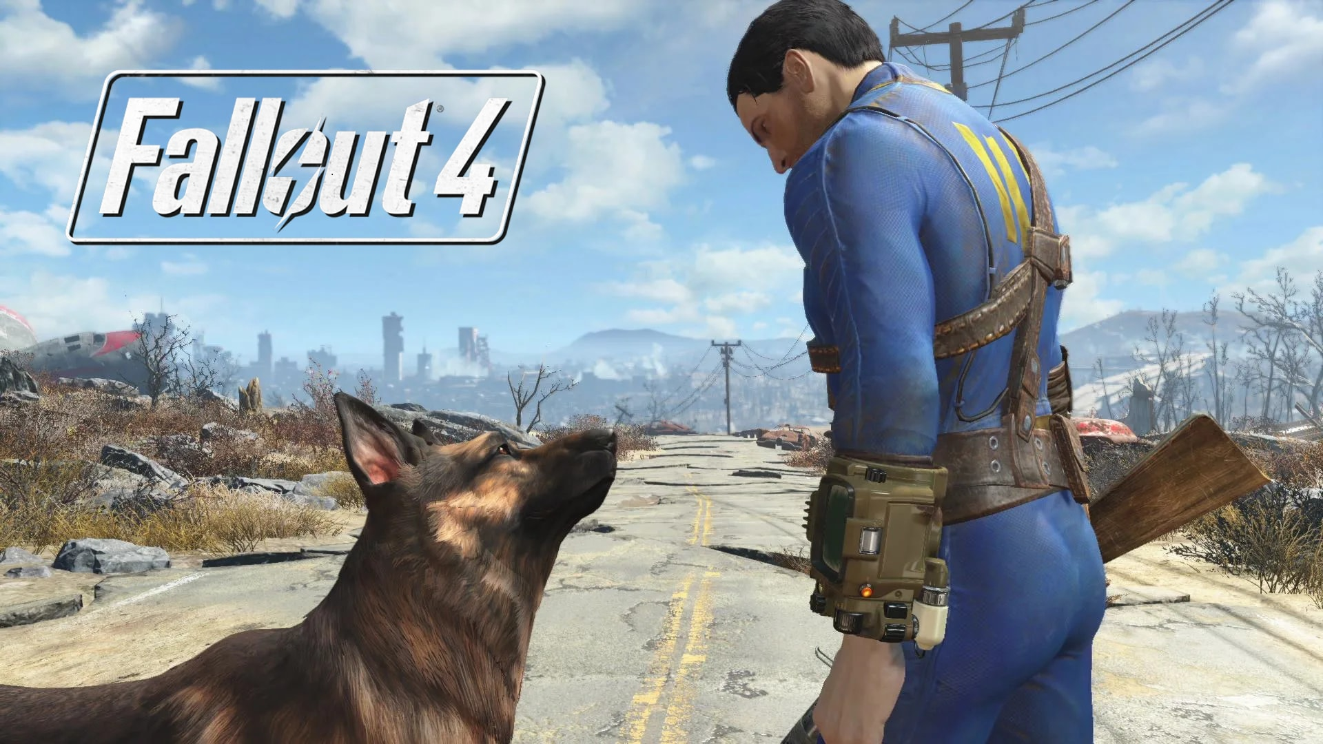 Fallout 4 - Single player games