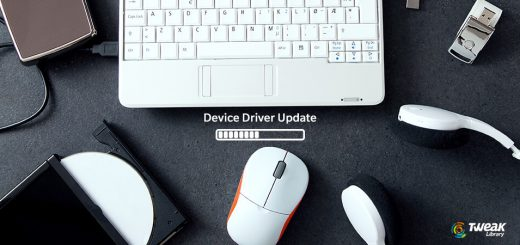 Fix Device Driver Issues In Windows 10