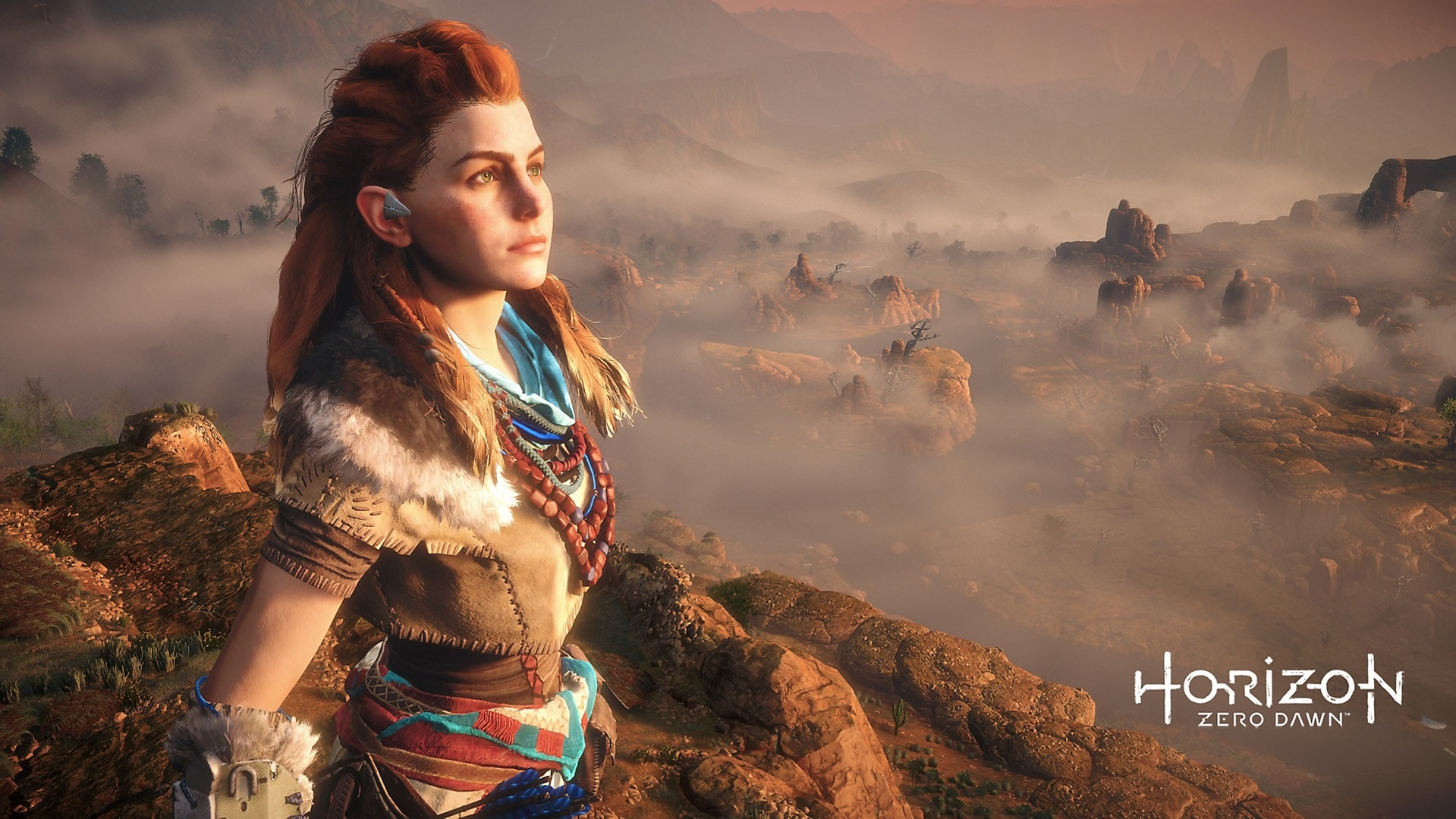 Horizon Zero Dawn - Best one player games