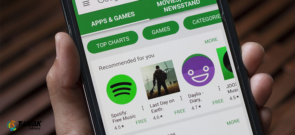 Get Free Android Apps