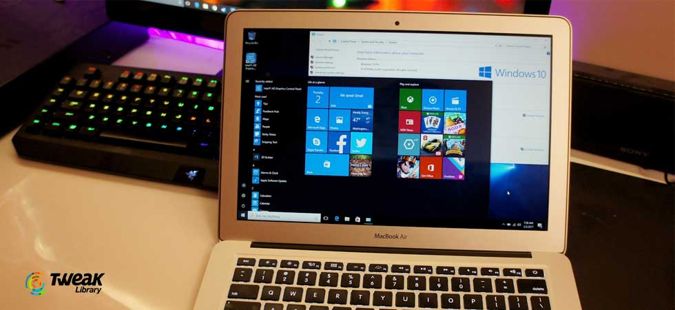 How To Install Windows 10 on Mac