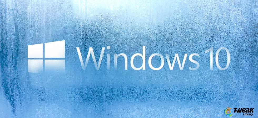 How to stop Windows PC from Freezing