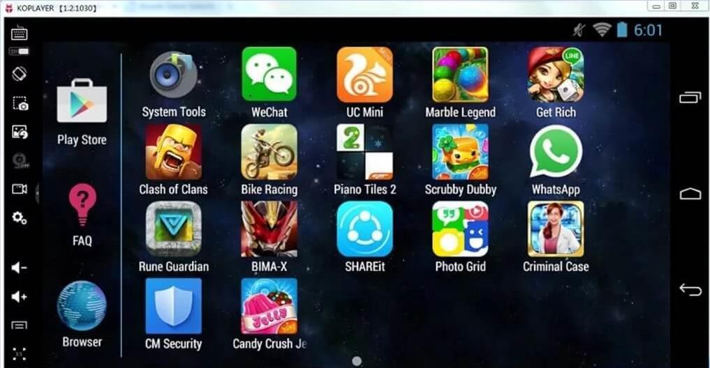 Top 10 Bluestacks Android Emulator Alternatives