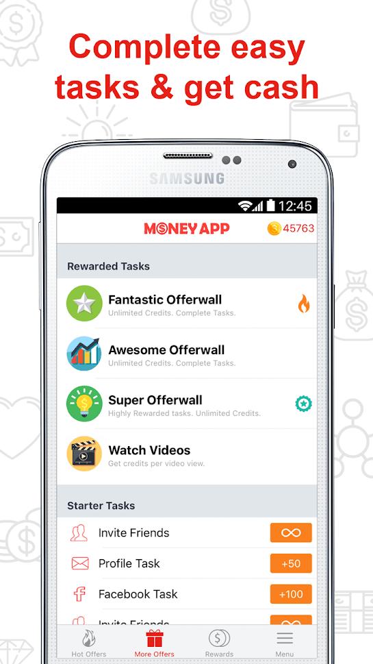 Money App - App to Earn money