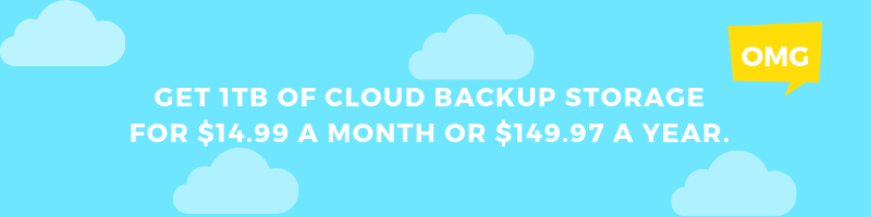 Right Backup Price - Samsung Cloud