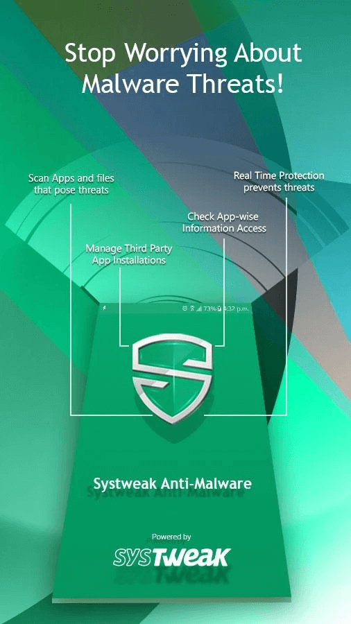 Systweak Anti Malware - Antivirus for Android