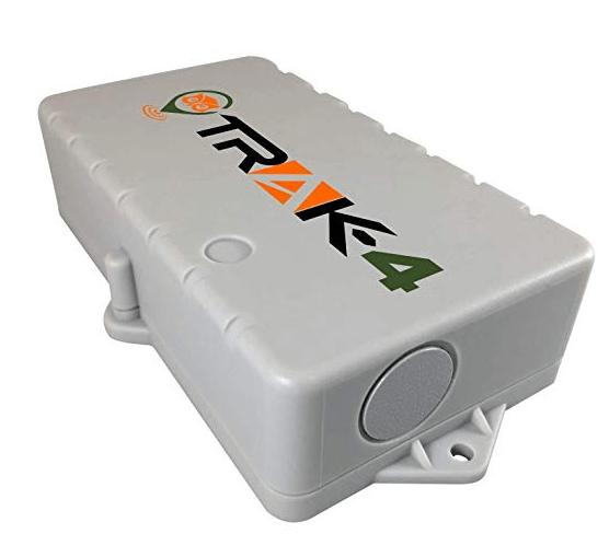 Trak 4 GPS Tracker
