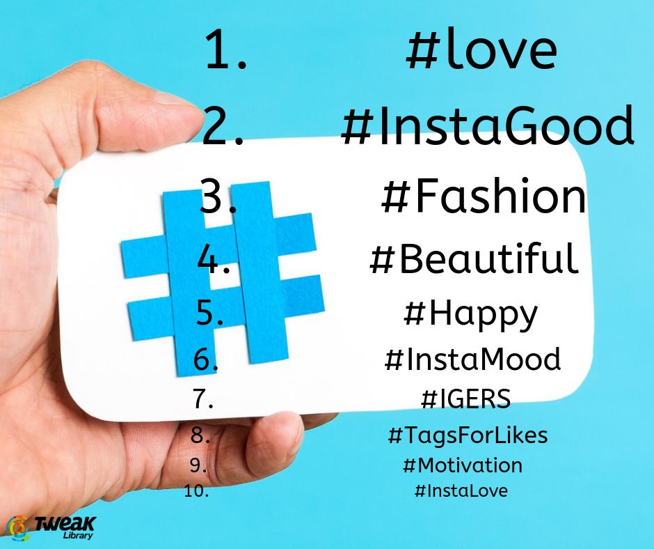 Trending Instagram Hashtags