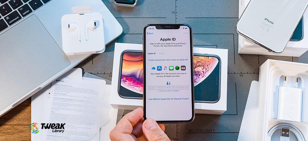 Troubleshooting Error Connecting Apple ID