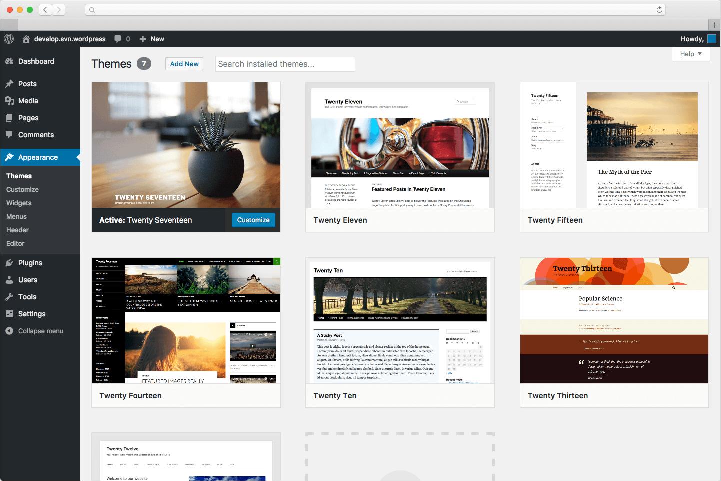 WordPress - Open Source Software