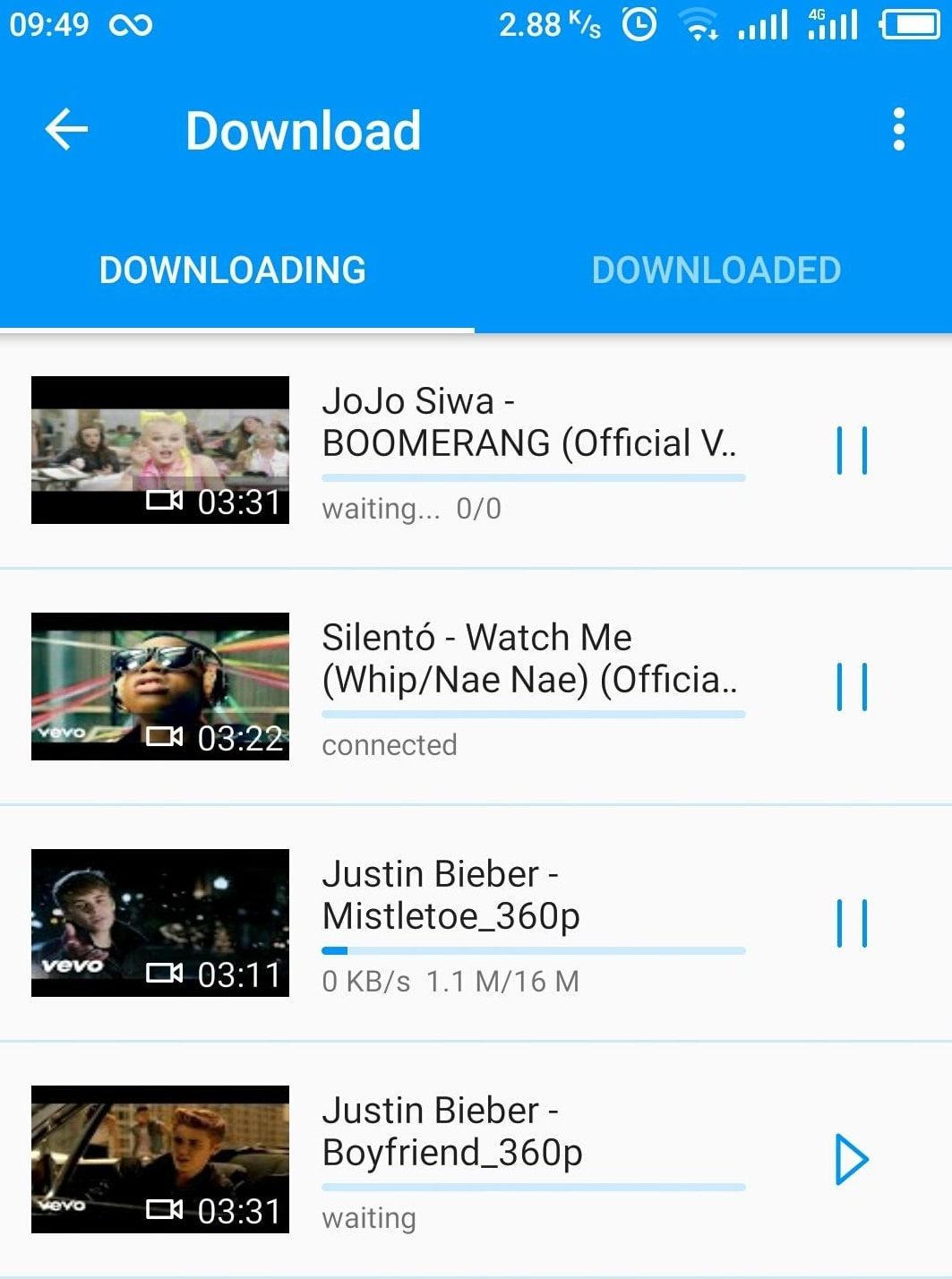 keepvid - youtube video downloader