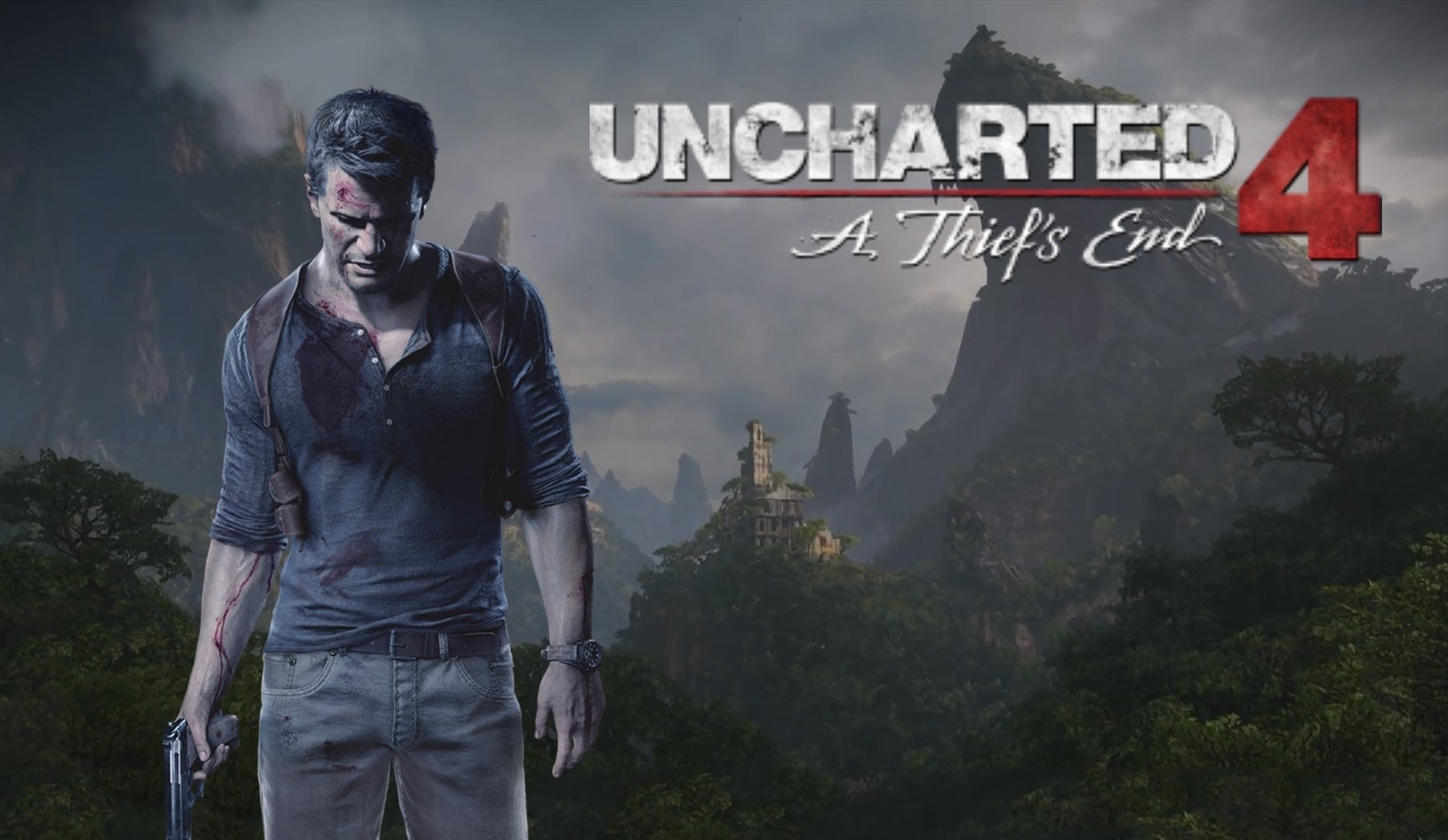 Uncharted 4: A Thiefs End - Single player games