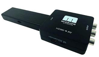 AV to HDMI convertor