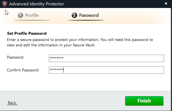 Advanced Identity Protector 4