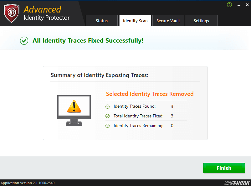Advanced Identity Protector 5
