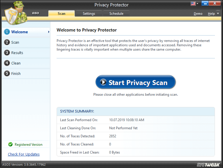 Advanced System Optimizer - Windows 10 Privacy Tool (2)