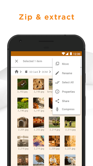 Astro File manager - File manager for Android