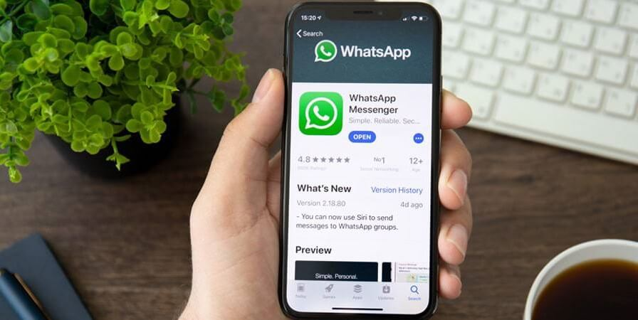 Boomerang On WhatsApp