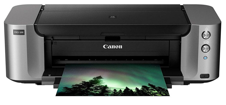 Canon PIXMA Pro-100 Wireless Color Professional