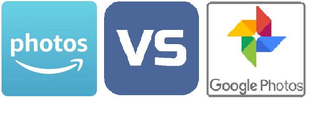 Comparison with google Photos