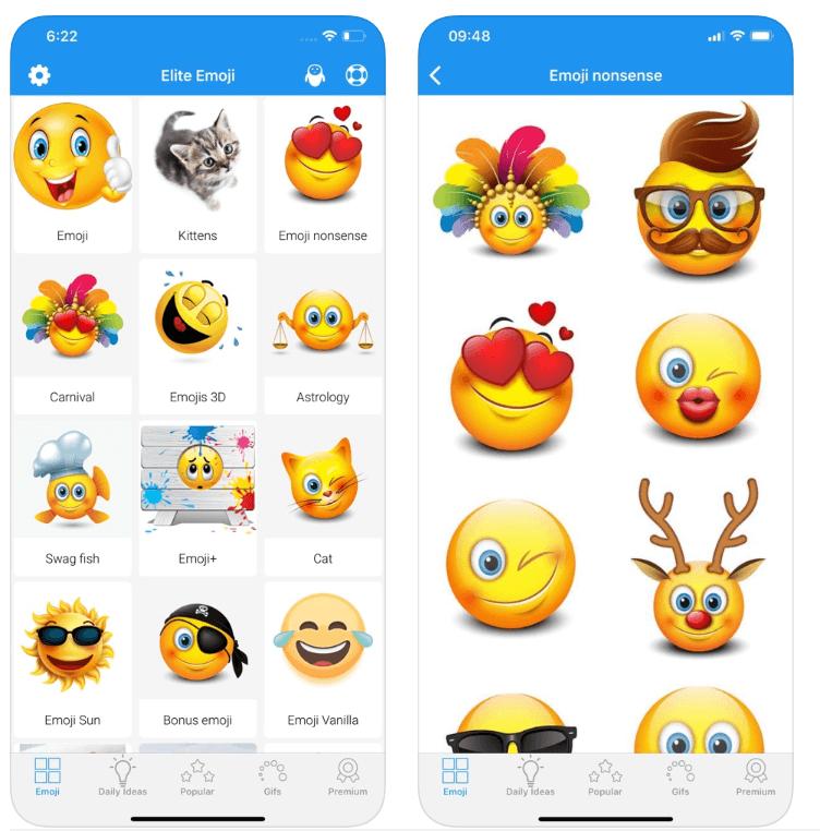Elite Emoji