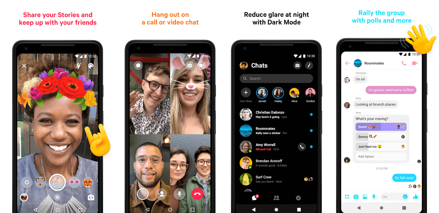 Facebook Messenger- Android App