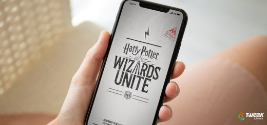 Harry Potter games and apps