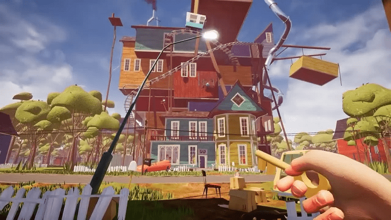 Hello Neighbor-Top Puzzle Games for Android