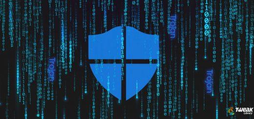 Banking Trojan Disables Windows Defender on Windows 10