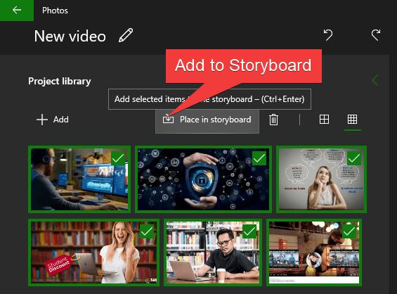 Microsoft Photos - Add Photos2