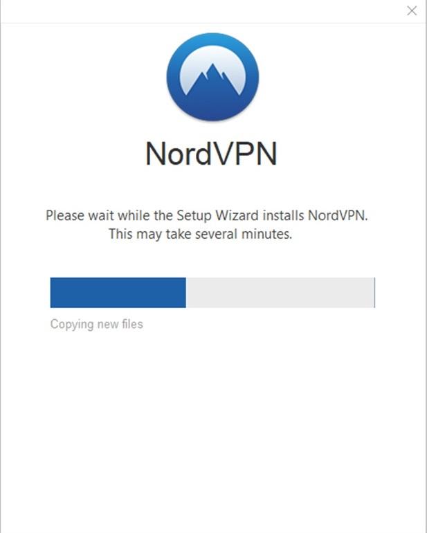 NordVPN_setup wizard