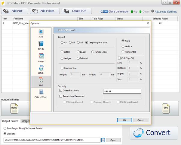 PDF Mate For Windows
