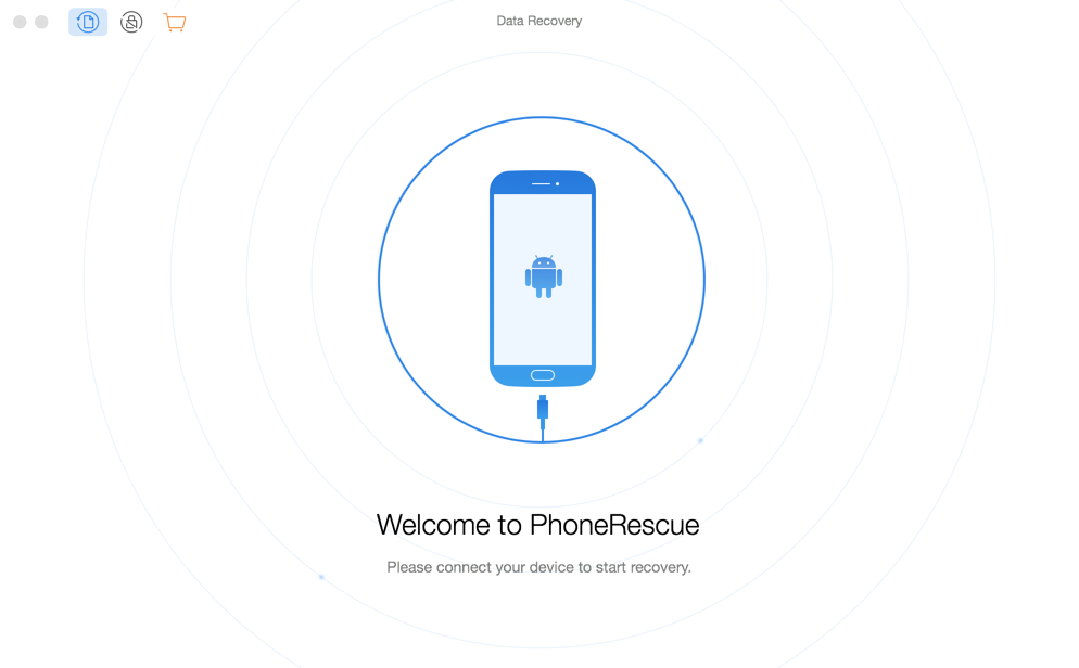 Phonerescue android data recovery