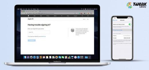 Reset Forgotten iCloud Password