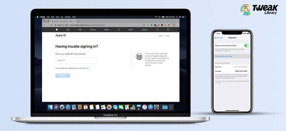 How To Reset Forgotten iCloud Password